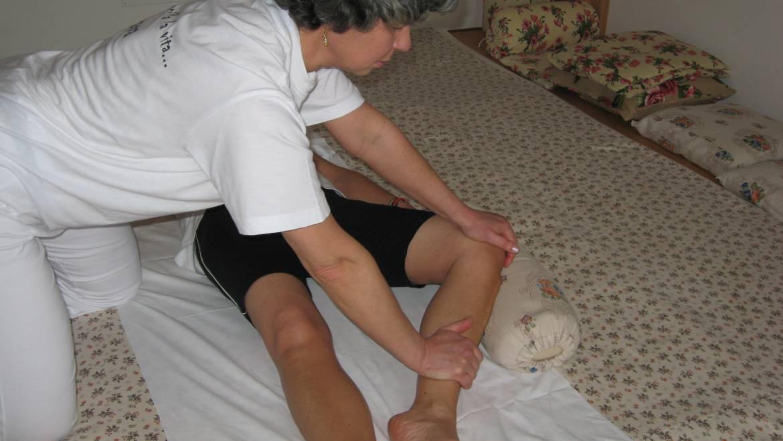 Il trattamento Shiatsu